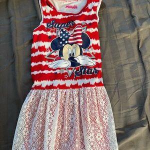 Disney Minnie Mouse toddler girl dress